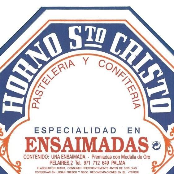 Horno Santo Cristo Palma de Mallorca
