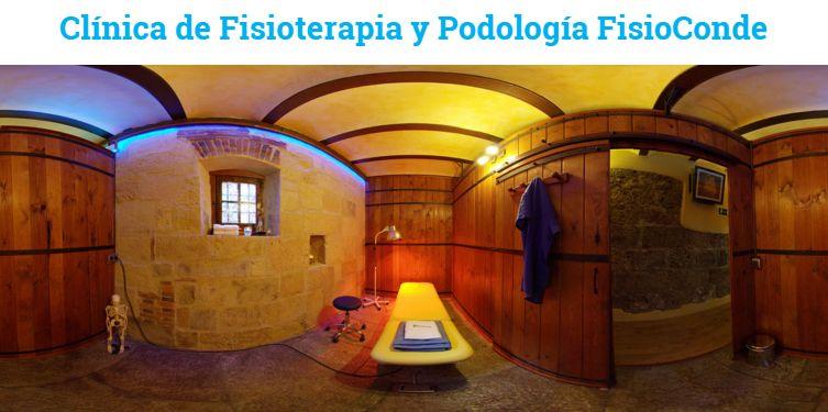 FisioConde Clínica Fisioterapia Podología León