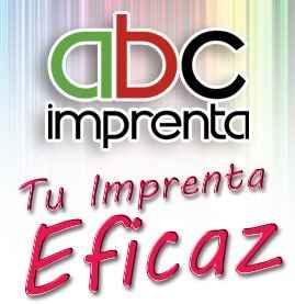 ABC Imprenta Impresión Digital Valencia